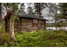 Hukkelvatna i Sør-Trøndelag Foto: Geir Wagnild