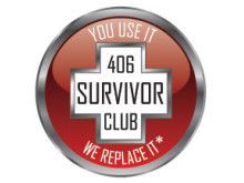 Hi-res image - ACR Electronics - SurvivorClub logo