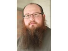 David Lindahl, IT-säkerhetsforskare, FOI Totalförsvarets forksningsinstitut