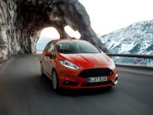 Den ultimate kjøregleden med nye Fiesta ST