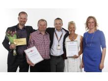 Vansbro Utbildningscenter bäst på ungt företagande