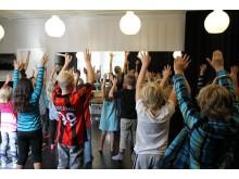Skolstartsfest dans