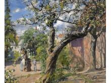 3065. Carl Larsson, Främmande II Utrop: 1 000 000-1 500 000 SEK