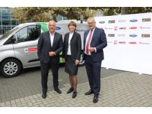 Renere luft i byerne med emissionsfri PHEV-kørsel