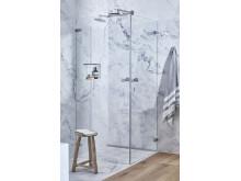 IDO Design -suihkuseinä ja -ovi