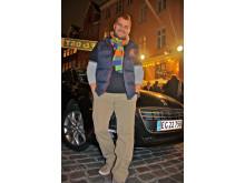 Casper Elgaard kørte BEAUJOLAIS NOUVEAU fra Paris til København på under én tank