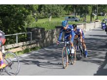 Eiking og Aas Stien i brudd med én runde igjen av NM U23