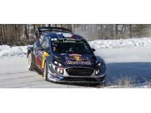 Nya Fiesta WRC