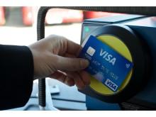 Doprava v Londýně - bezkontaktní platby - ilustrační foto 4