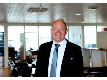 Vicedirektør i Forenede Service Ejnar Olsen fylder 60 år.