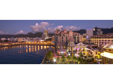 Caudan Waterfront Port Louis © Mauritius Tourism Promotion Authority, Bamba