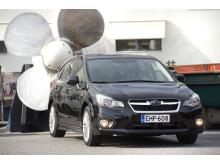 Subaru Impreza är Top Safety Pick 2014