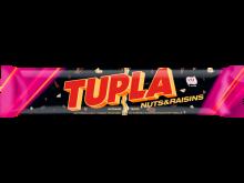 1012077_Tupla  Nuts & Raisins 80g UTZ