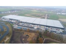 T-Port Logistic Campus Luchtfoto