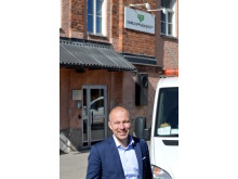 Jonas Skovgaard, VD Gamla Uppsala Buss AB