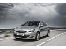 Nya Peugeot 308, en djärv och intuitiv körupplevelse