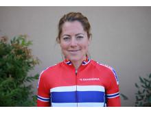 Ingrid Lorvik under sykkel-VM 2015