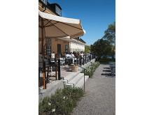 Hotel Skeppsholmen Uteservering