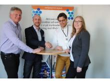 Kraftfullt samarbete mellan Arbetsförmedlingen och Atrinova affärsutveckling AB