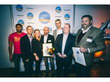 Thomas Cook, vinnare i Bästa intranät, EPiServer Awards 2014