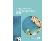 Resia Travel Group Årsredovisning 2012