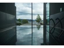 Moderne in historischer Umgebung: Das Therapiebad im Solstrand
