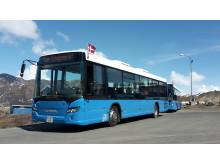 Scania Citywide LE busser til Polar Entreprise A/S