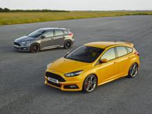 Uusi Ford Focus ST -mallit
