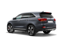 Upgraded Kia Sorento 2