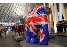 Elephant Parade's first national tour