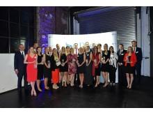 Trusted Brands 2016: Verleihung der Pegasus Awards in Düsseldorf