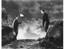 Från filmen Frankenstein, bild Cinemateket