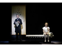 Blanche & Marie / Gabriel Suovanen (Jean Martin Charcot) & Charlotta Larsson (Blanche Wittman)