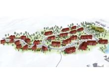 85 nya bostäder i Tollered