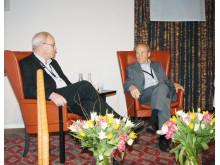 Göran Sandberg och Torsten Wiesel