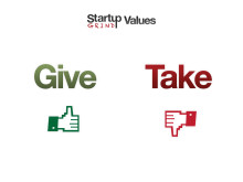 Give rather than take - Startup Grind Values