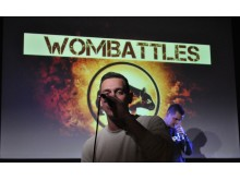 Wombattles - freestyle rap battle