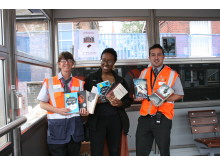 St Albans City book exchange launched