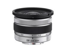 Pentax Q-objektiv 08 (17,5-27mm)