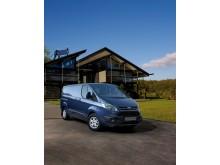 Ford Transit Custom vil for første gang bli vist på årets nyttekjøretøyutstilling i Birmingham.