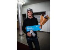 Lucas Eriksson Årets Postcyklist 2018