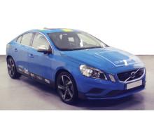 Hertz hyr ut Polestaroptimerade Volvo S60 T6 AWD