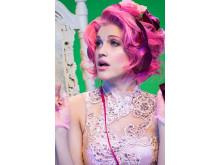 Ashley Roberts - Bordeaux Pink - Beautiful Princess