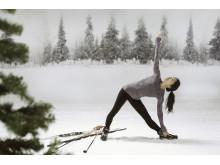 Bli en bättre skidåkare med yoga