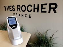 Hudanalysverktyget MSA pro från Monaderm - nu i Yves Rochers butiker