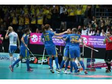 Sverige vann VM
