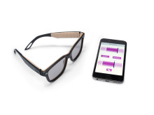 App-enabled Sunglasses with Electronic Tint