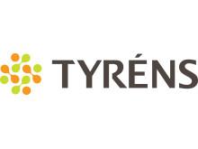 Tyréns nya logotyp - liten