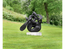 Tony Cragg, Manipulation, 2010, brons