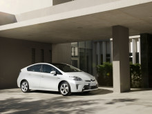 Toyota tillförlitligaste tillverkaren tycker tyska TÜV